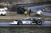 "MARCH 75A DFV Guy Edwards Oulton Park Gold Cup 1978 10x7"" photo (a)"